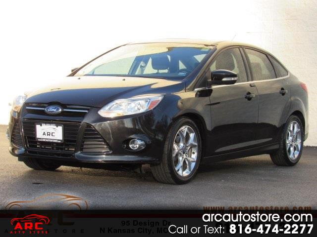 Ford Dealership Kansas City >> Used 2012 Ford Focus Sel For Sale In North Kansas City Mo