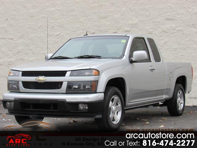 Chevrolet Dealers Kansas City >> Used 2012 Chevrolet Colorado 1lt For Sale In North Kansas