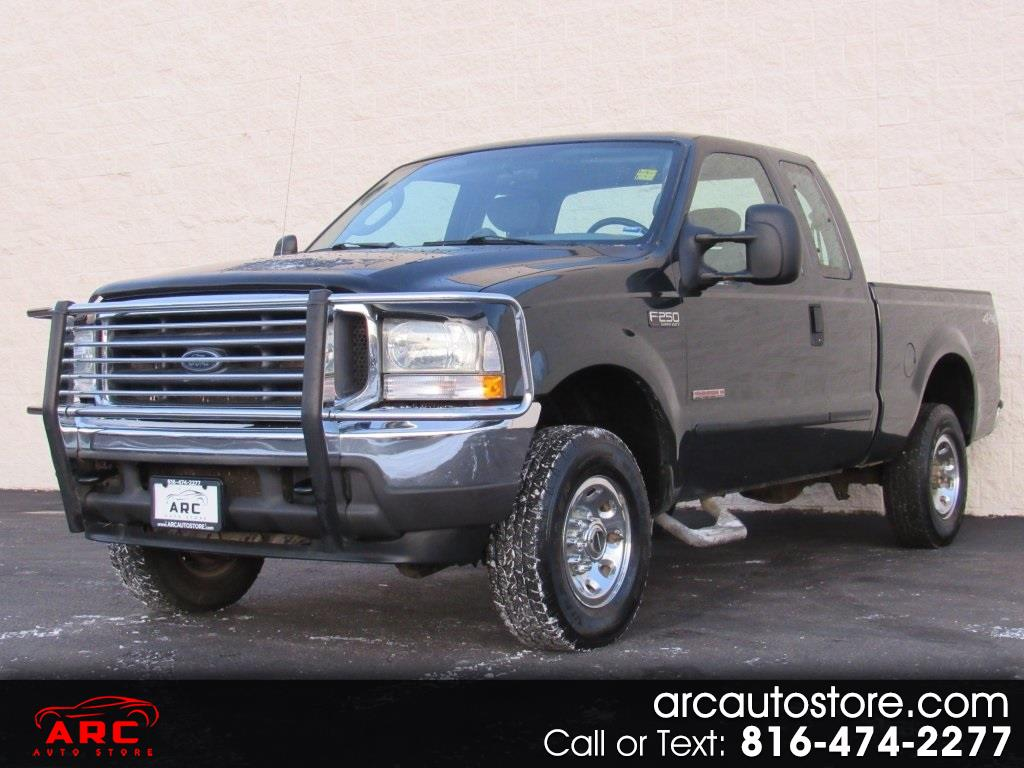 Ford F-250 SD  2004