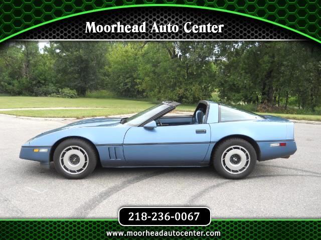 1984 Chevrolet Corvette 1LT Convertible