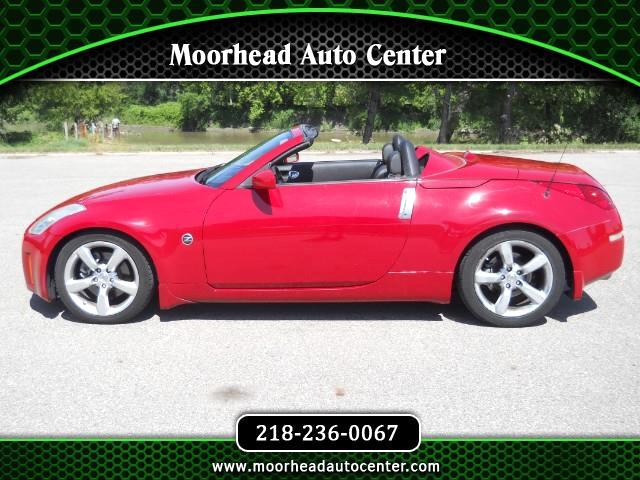 2006 Nissan 350Z 2dr Roadster Auto Touring