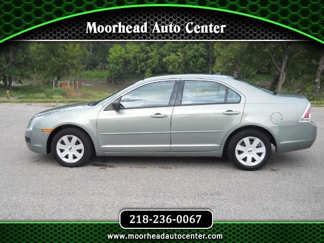 2009 Ford Fusion 4dr Sdn S FWD
