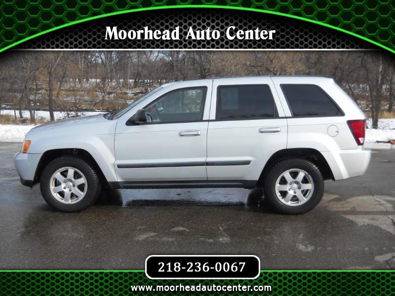 2008 Jeep Grand Cherokee 4WD