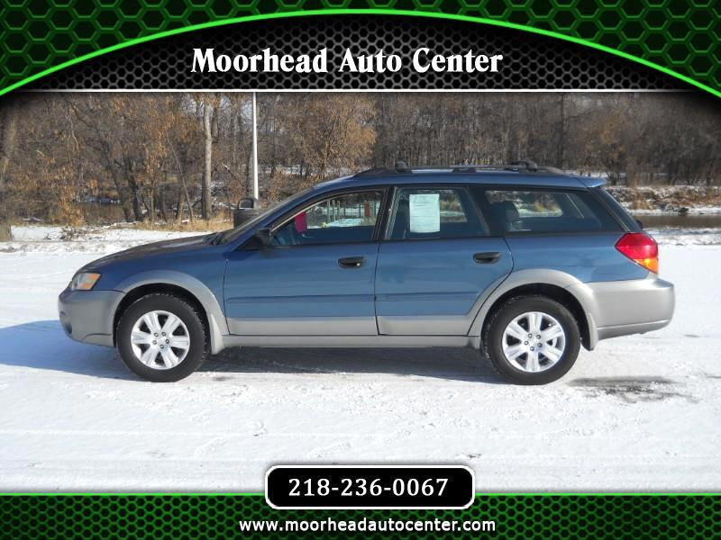 2005 Subaru Outback 2.5i Premium