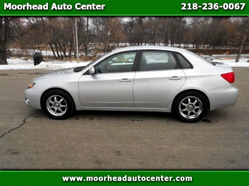 2010 Subaru Impreza Premium 4-Door
