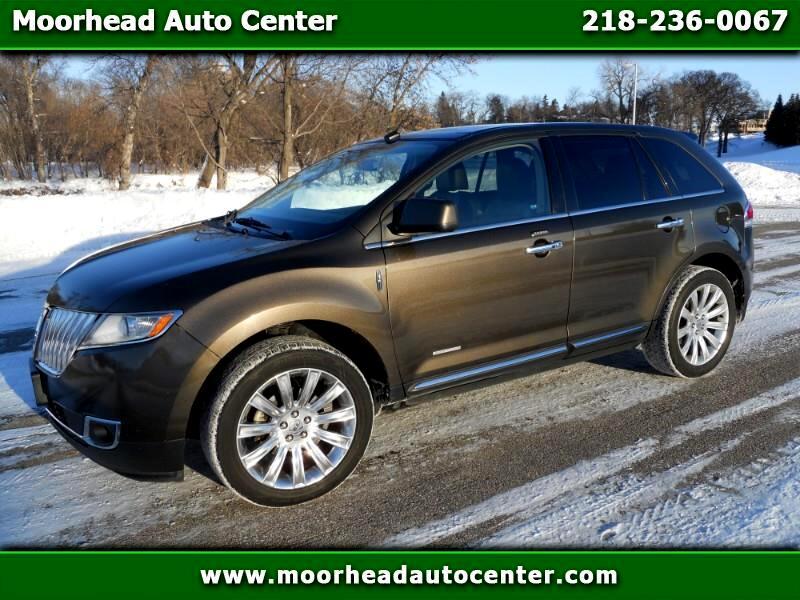 2011 Lincoln MKX Premier AWD
