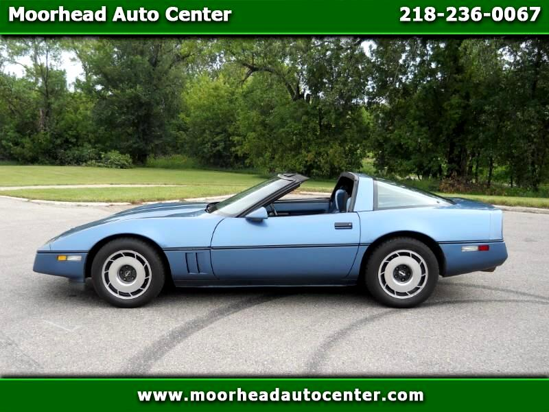 1984 Chevrolet Corvette 1LT Coupe Automatic