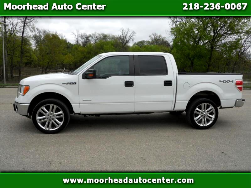 2012 Ford F-150 XLT SuperCrew Flareside 4WD