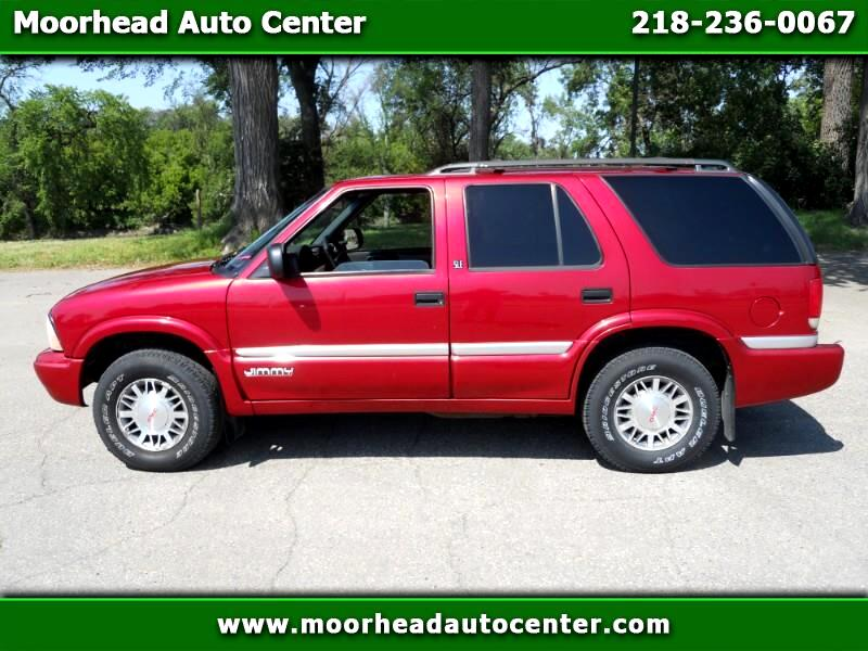 2001 GMC Jimmy SLE