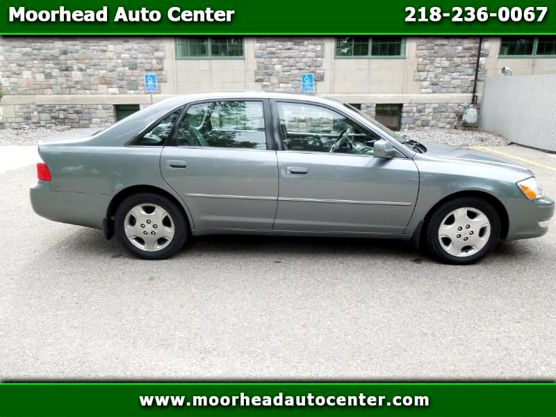 used 2004 toyota avalon xls for sale in moorhead fargo mn 58102 moorhead auto center moorhead auto center