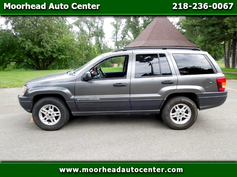 used 2003 jeep grand cherokee laredo 4wd for sale in moorhead fargo mn 58102 moorhead auto center moorhead auto center