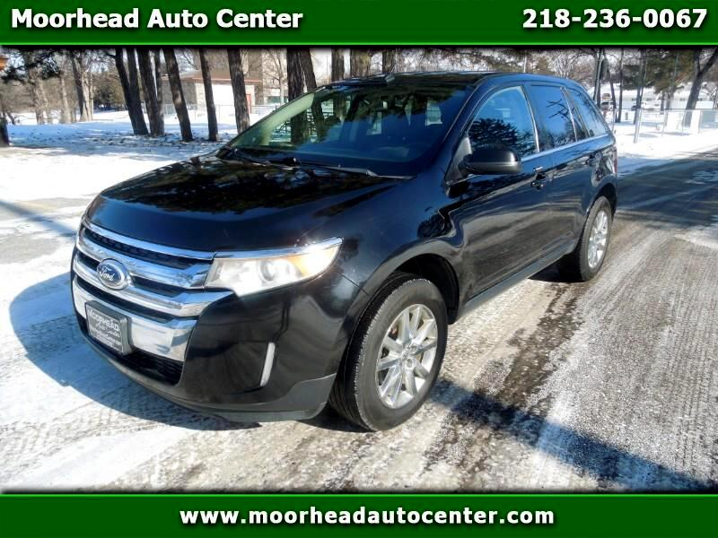 Ford Edge Limited AWD 2012
