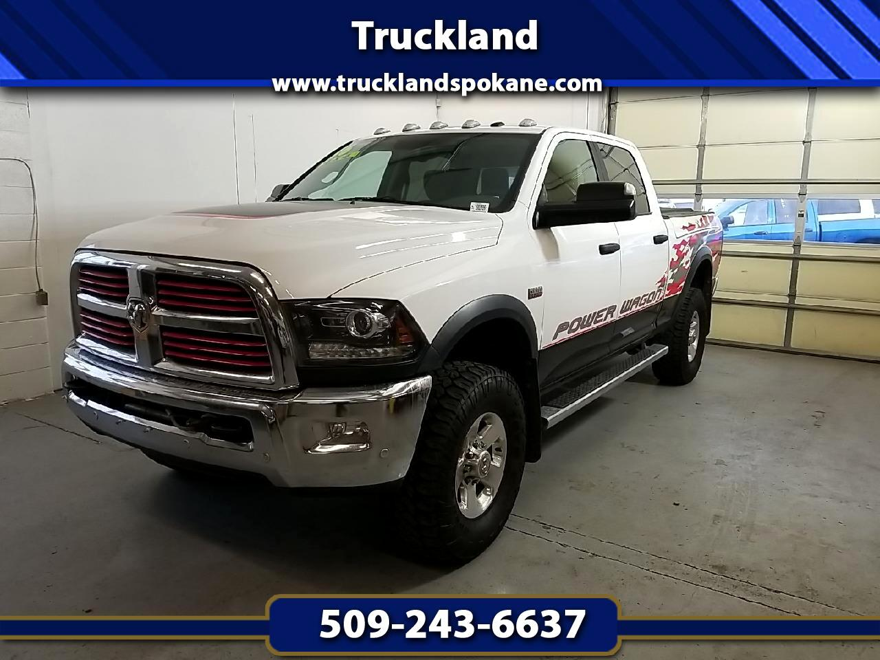 "RAM 2500 4WD Crew Cab 149"" Power Wagon 2016"