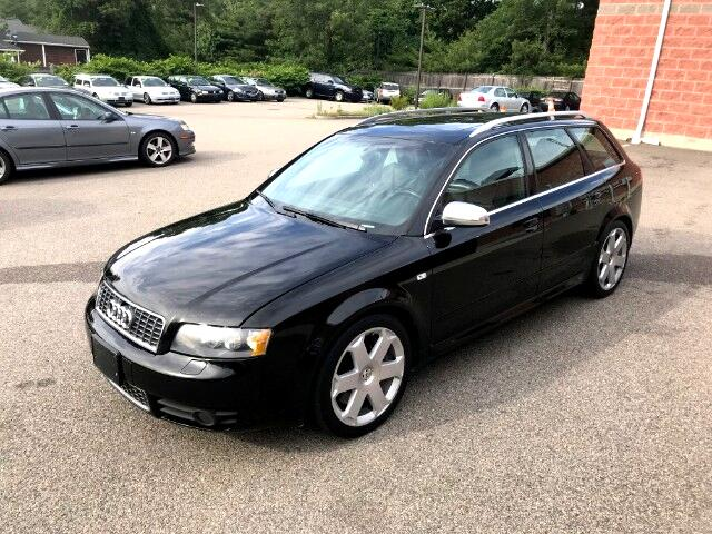 2004 Audi S4 Avant 6 Speed Manual