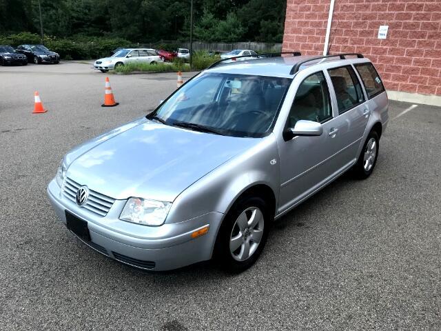 2003 Volkswagen Jetta Wagon GL TDI