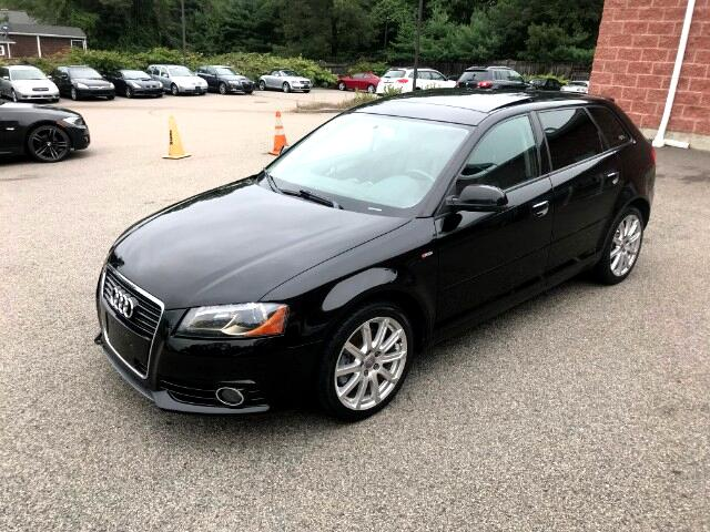 2012 Audi A3 2.0T S-Line 6 speed manual