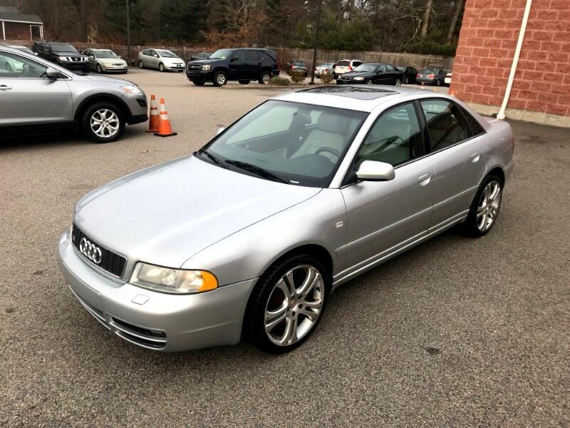 2001 Audi S4 2.7T
