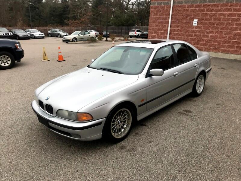 2000 BMW 5-Series 540i 6 Speed Manual