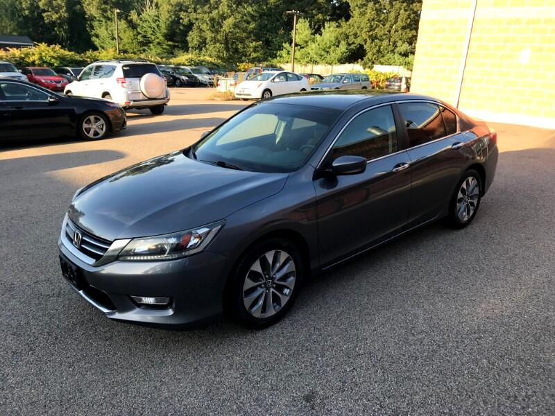 Honda Accord LX Sedan 6-Spd MT 2013