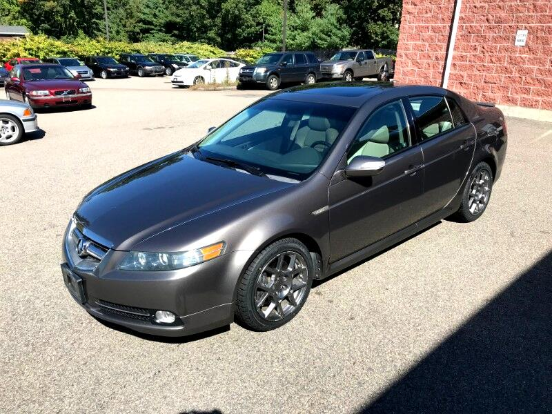 Used 2007 Acura Tl Type S 6 Speed Mt For Sale In Canton Ma