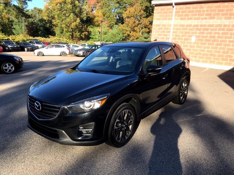 Mazda CX-5 Grand Touring AWD 2016