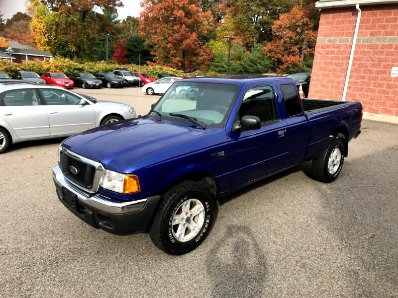Ford Ranger XLT Value SuperCab 4WD 2004