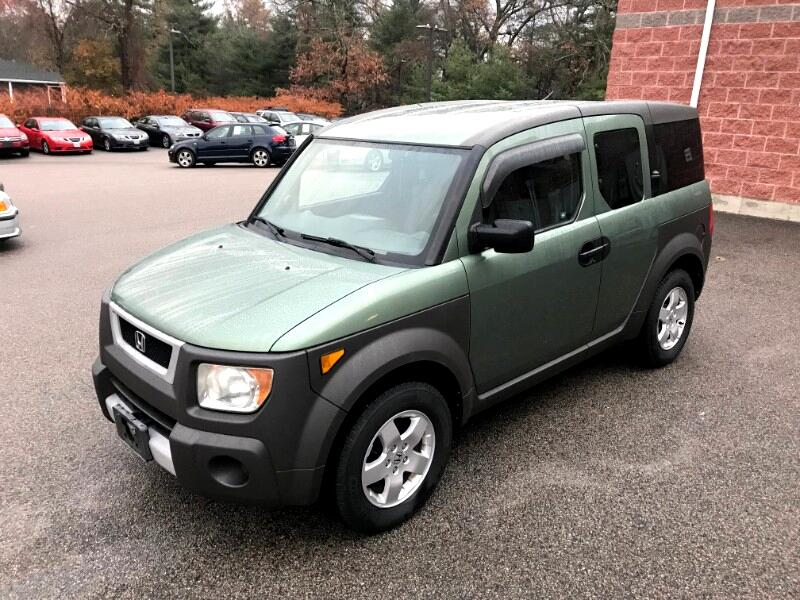 Honda Element EX 4WD w/ Front Side Airbags 2003