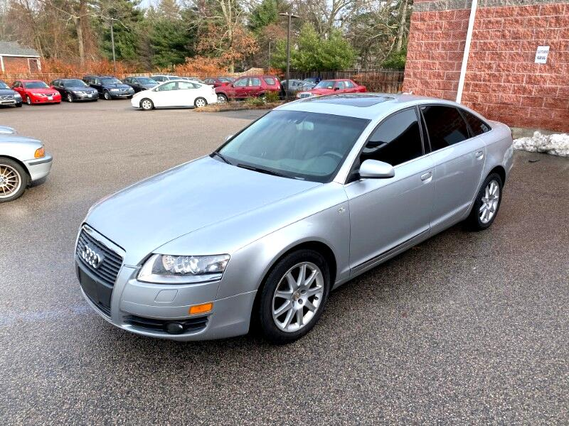 Audi A6 3.2 with Tiptronic 2005