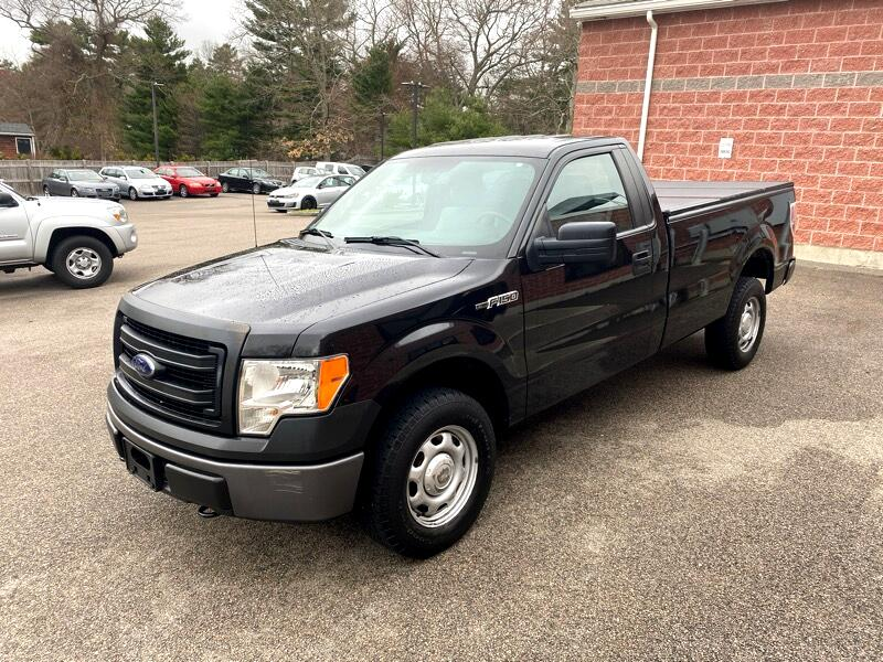 Ford F-150 XL 8-ft. Bed 4WD 2014