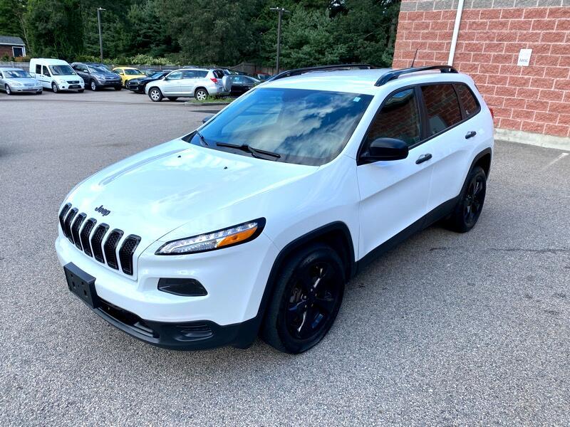 Jeep Cherokee Sport 4WD 2017