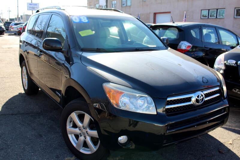 Toyota RAV4 Limited I4 4WD 2008