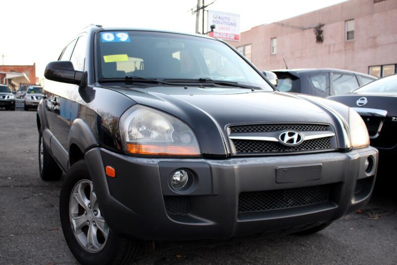 Hyundai Tucson Limited 2.7 4WD 2009