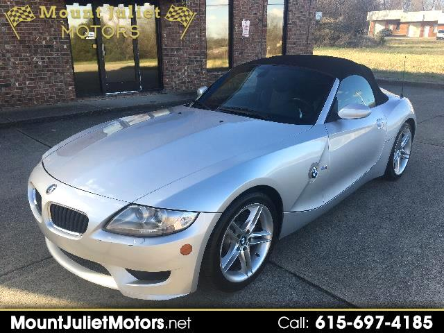 2006 BMW Z4 M M 2dr Roadster