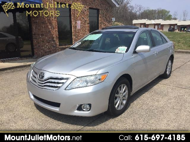 2010 Toyota Camry 4dr Sdn V6 Auto XLE (Natl)