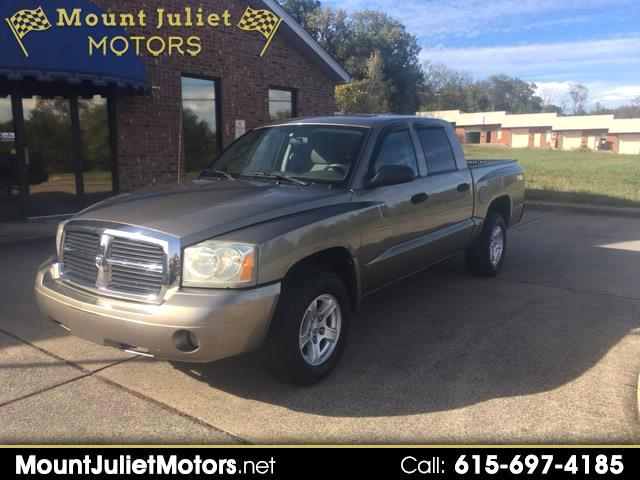 2007 Dodge Dakota 2WD Quad Cab 131