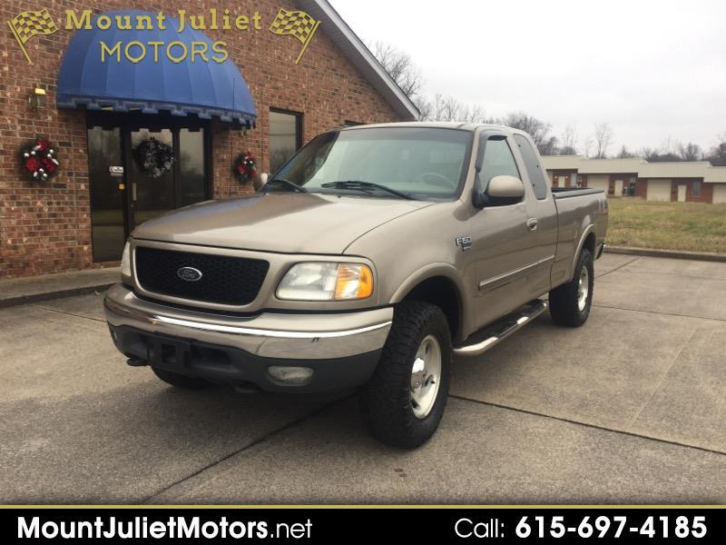 2001 Ford F-150 Supercab 139
