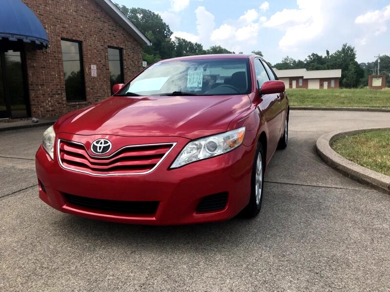 2011 Toyota Camry 2014.5 4dr Sdn I4 Auto LE (Natl)