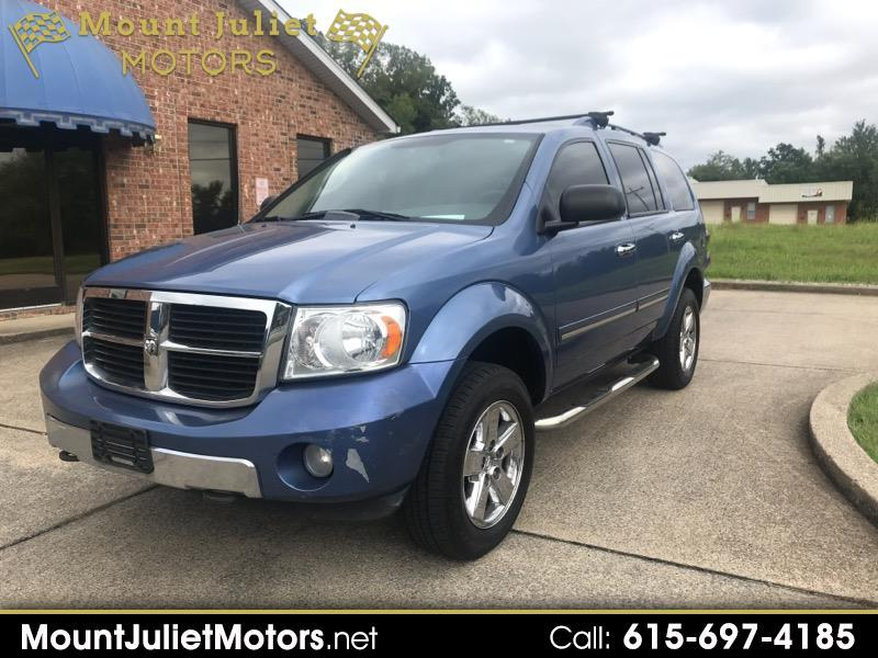 2008 Dodge Durango 4WD 4dr Limited