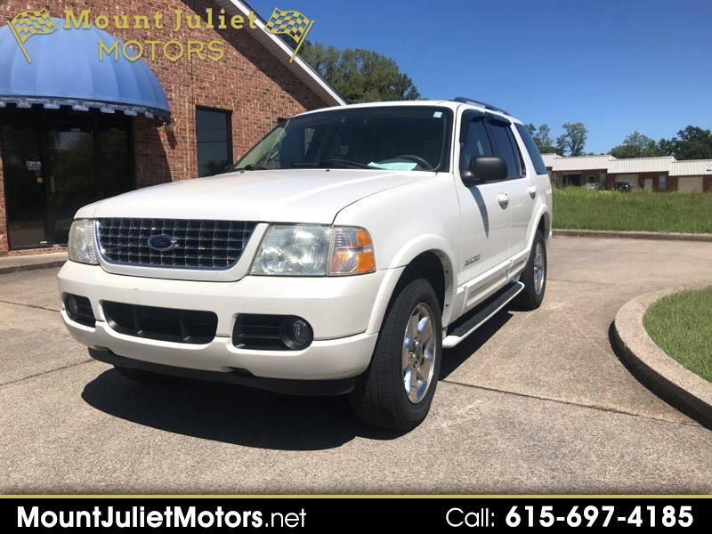 "2004 Ford Explorer 4dr 114"" WB 4.6L Limited"
