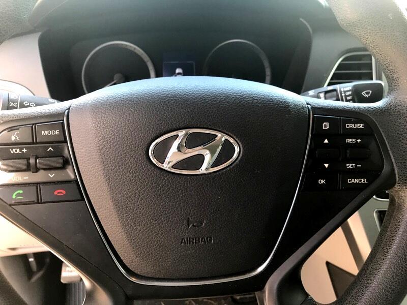 2016 Hyundai Sonata SE