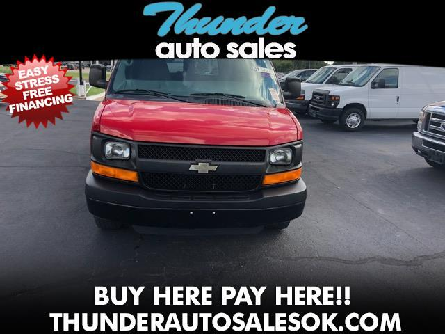 Chevrolet Express LS 2500 2013