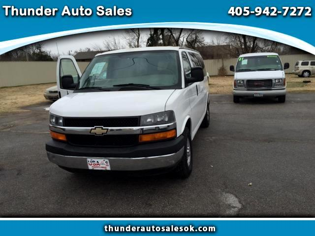 2010 Chevrolet Express LT