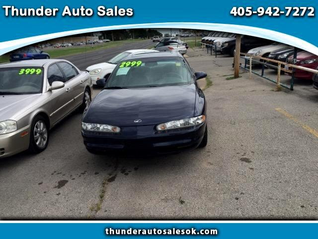 2001 Oldsmobile Intrigue GLS