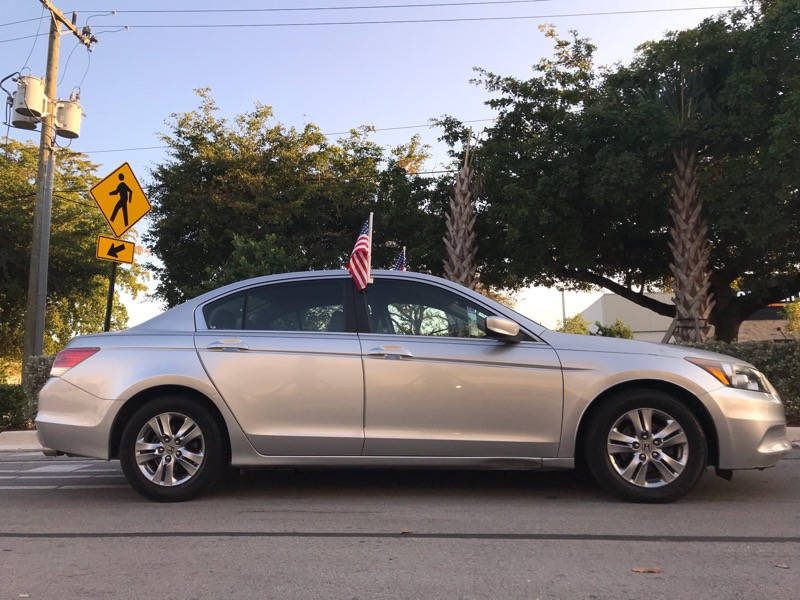 Used 2011 Honda Accord Lx P Sedan At For Sale In Hollywood