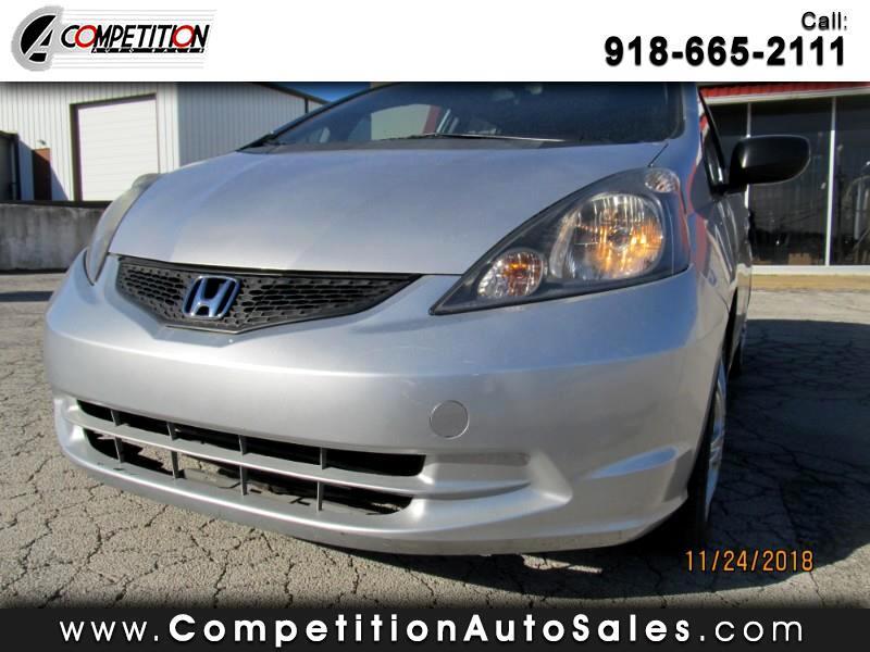 2011 Honda Fit 5-Speed AT