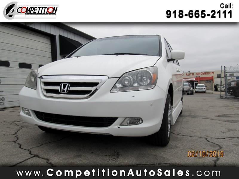 2007 Honda Odyssey Touring w/DVD