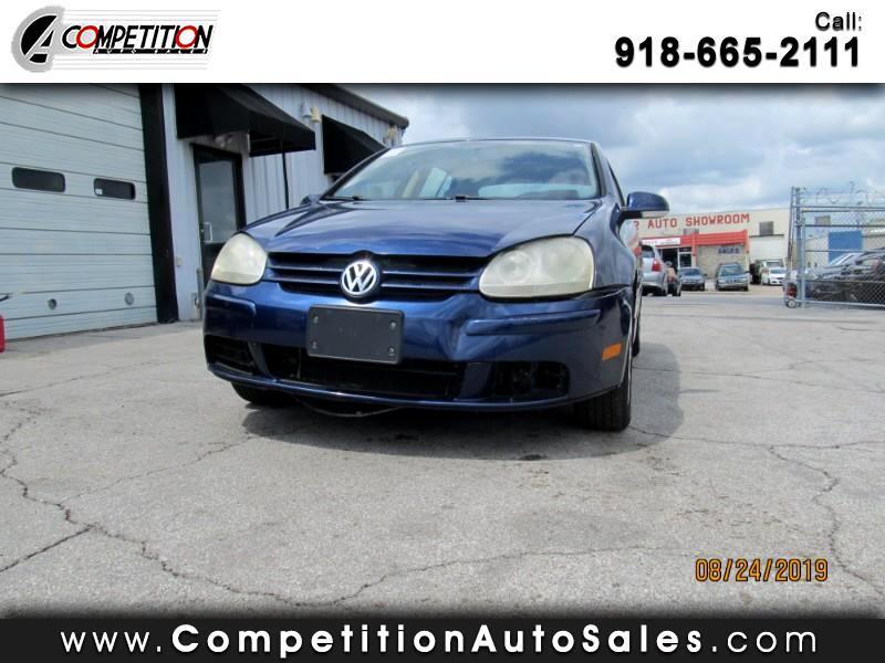 Volkswagen Rabbit 4-Door 2006