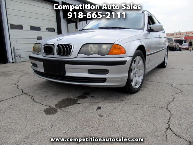 BMW 3-Series Sport Wagon 325i 2001