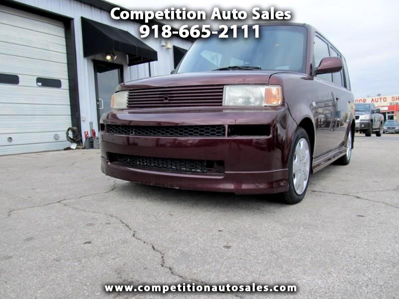 Scion xB Wagon 2006