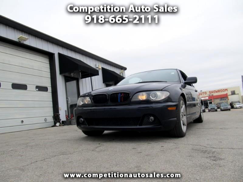 BMW 3-Series 325Ci convertible 2006